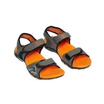 Catmandoo Dale Sandals Grey Orange