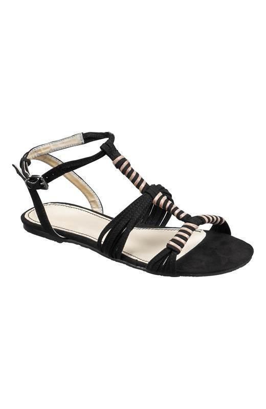 Cellbes Sandaalit Musta