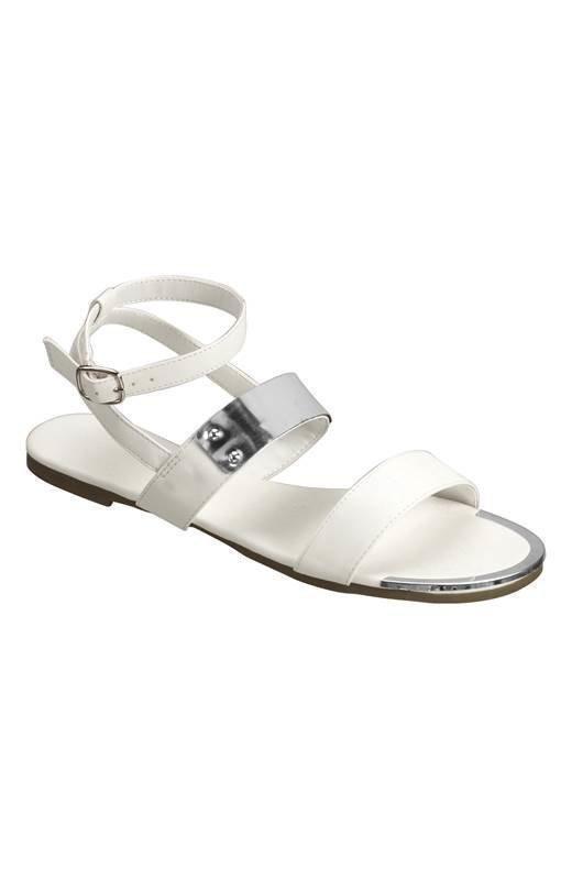 Cellbes Sandaalit Valkoinen