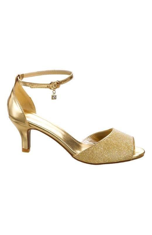 Cellbes Sandaletit Kulta