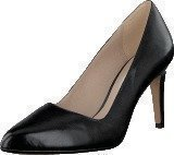 Clarks Dalhart Sorbet Black Leather