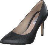 Clarks Dinah Keer Black Leather