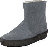 Clarks Jez Ice Grey Suede