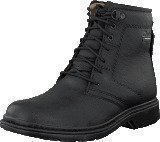 Clarks Rockie Co GTX Black Waterproof