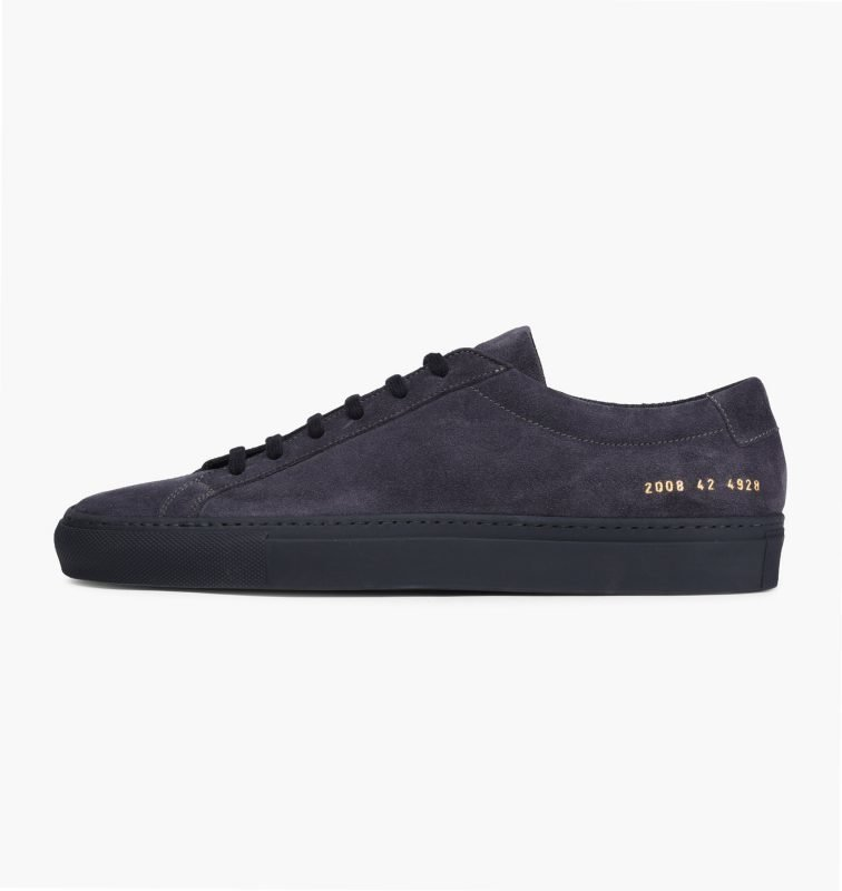 Common Projects Achilles Low Suede