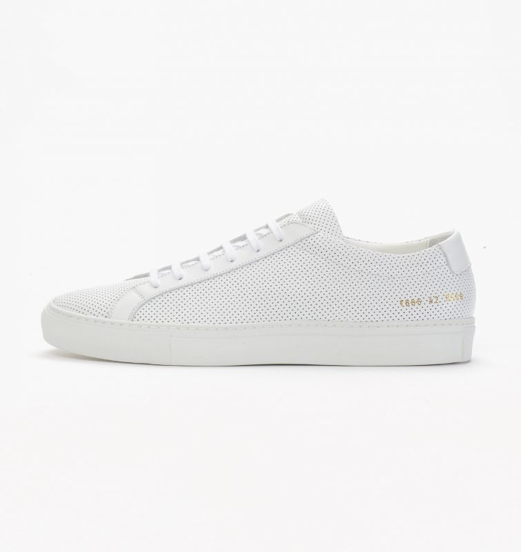 Common Projects Original Achilles Low Perforated