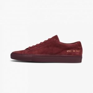 Common Projects Original Achilles Low Suede