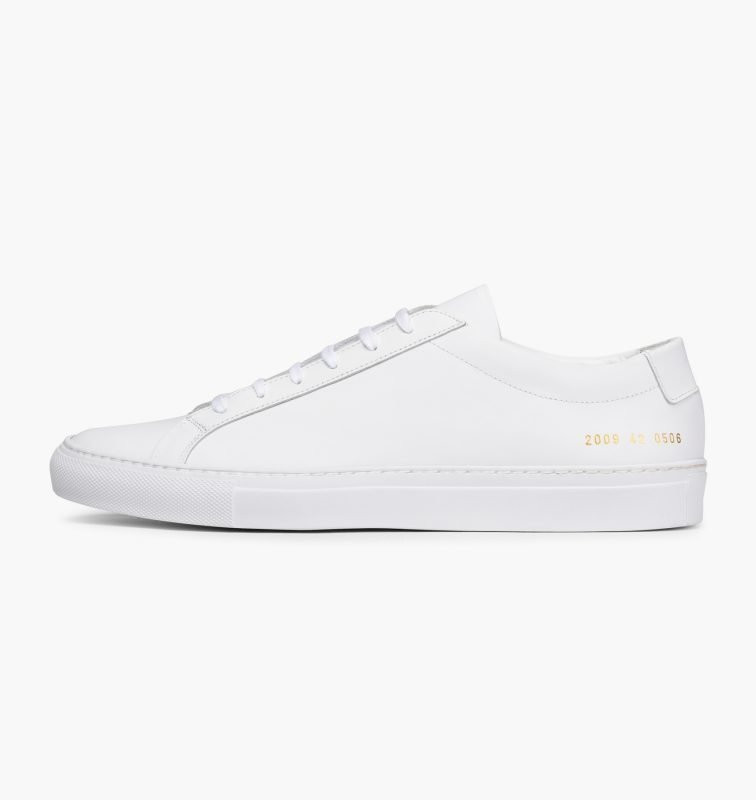 Common Projects Original Achilles Low in Gummy