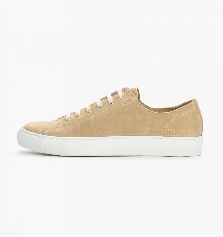 Common Projects Tournament Low Suede