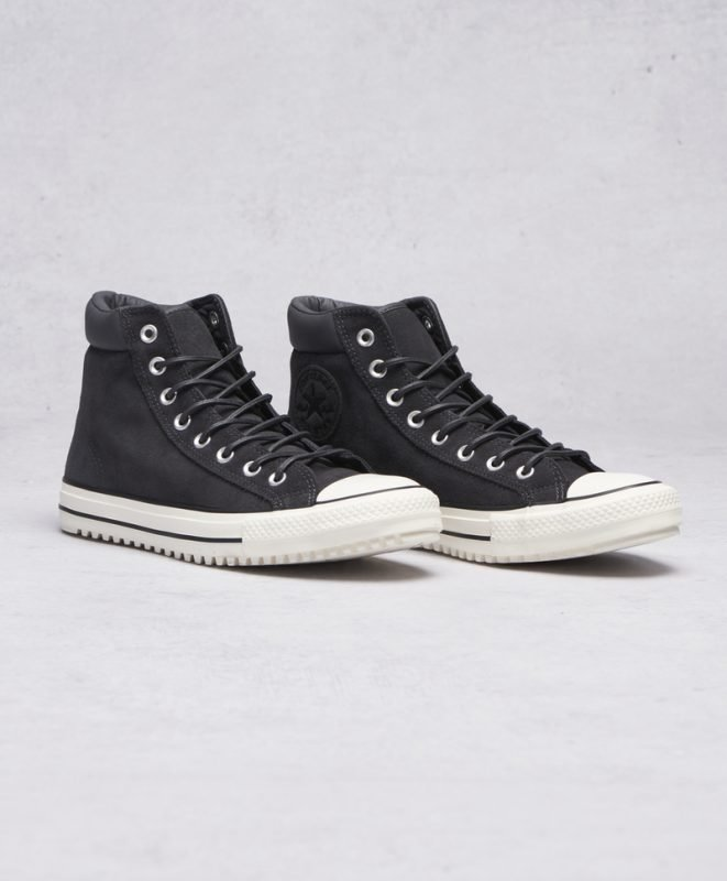 Converse All Star Boot Almost Black