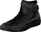 Converse All Star Brea-Hi Black/Black/Black