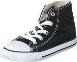 Converse All Star Canvas-Hi Black