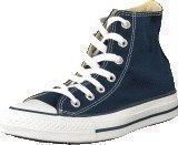 Converse All Star Canvas Hi Canvas Navy