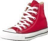 Converse All Star Canvas Hi Canvas Red