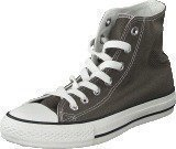 Converse All Star Canvas Hi Charcoal