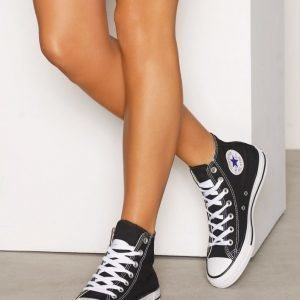 Converse All Star Canvas Hi Varsitennarit Musta