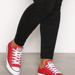 Converse All Star Canvas Ox Tennarit Punainen