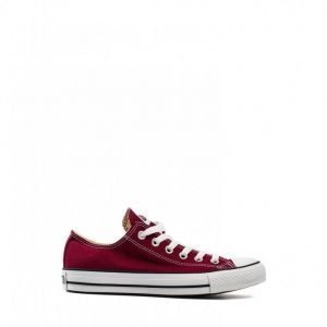 Converse All Star Canvas Ox Tennarit Tummanpunainen