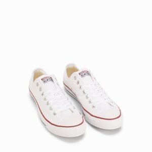 Converse All Star Canvas Ox Tennarit Valkoinen