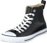 Converse All Star Chelsee-Hi Black/Cloud Cream/White