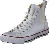 Converse All Star Chelsee-Hi White/Cloud Cream/White