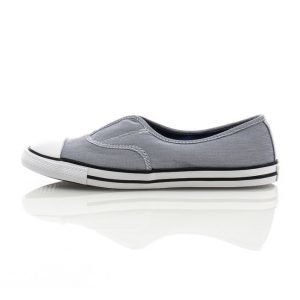 Converse All Star Dainty Cove Slip Matalavartiset Tennarit Harmaa