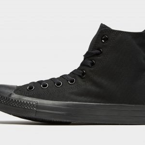 Converse All Star Hi Mono Musta