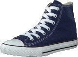 Converse All Star Kids Hi Navy