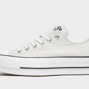 Converse All Star Lift Ox Harmaa