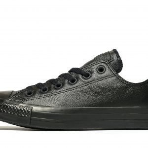 Converse All Star Low Ox Musta