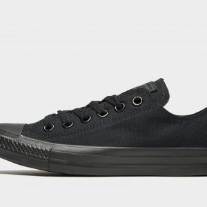 Converse All Star Ox Mono Musta