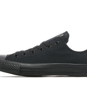Converse All Star Ox Monochrome Black Monochrome