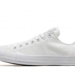 Converse All Star Ox Monochrome Valkoinen