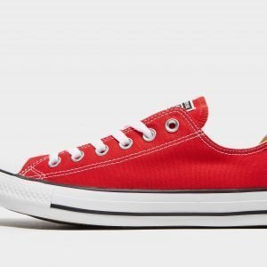 Converse All Star Ox Punainen