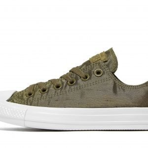 Converse All Star Ox Satin Olive