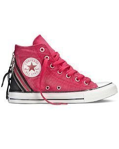Converse All Star Tri Zip Hi Pink