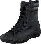 Converse All Star X-Hi Rise Boot Black/Black/Black