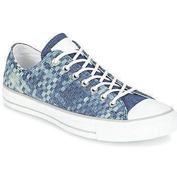 Converse CHUCK TAYLOR ALL STAR DENIM WOVEN OX matalavartiset tennarit
