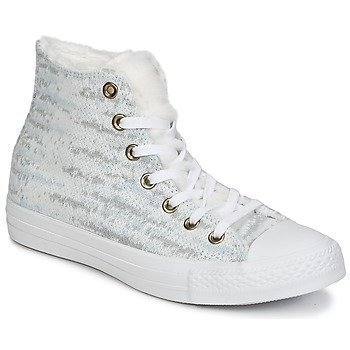 Converse CHUCK TAYLOR ALL STAR KNIT/FUR HI korkeavartiset tennarit