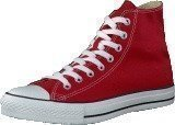 Converse Chuck Taylor All Star Hi Canvas Red