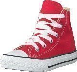 Converse Chuck Taylor All Star Hi Kids Red