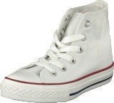 Converse Chuck Taylor All Star Hi Kids White