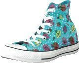 Converse Chuck Taylor All Star Hi Seasonal Peacock
