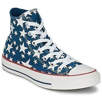 Converse Chuck Taylor All Star MULTI STAR PRINT HI korkeavartiset tennarit