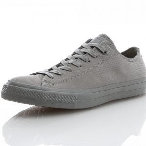 Converse Chuck Taylor All Star Ox Ii Matalavartiset Tennarit Harmaa