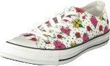Converse Chuck Taylor All Star Ox Seasonal Print Flower