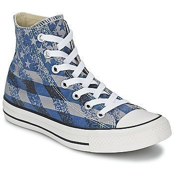 Converse Chuck Taylor All Star WASHED FLAG PRINT HI korkeavartiset tennarit