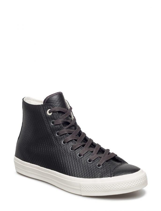 Converse Ctas Ii Mesh Backed Leather Hi