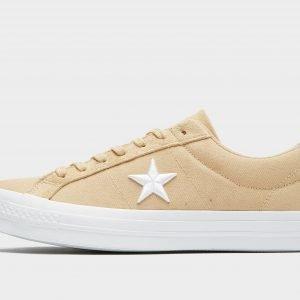 Converse One Star Ox Ruskea