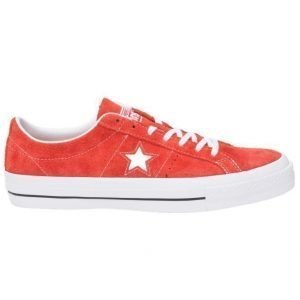 Converse One Star Red/White